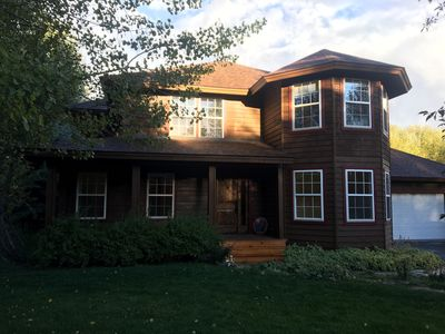 Photo for 3 BR 2.5 Bath House in Beautiful Neighborhood in Jackson Hole, WY