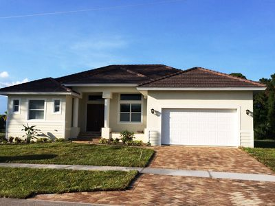 Photo for Marco Island Brand NEW Inland 4-Bedroom Home with Pool