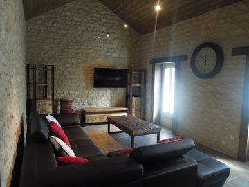Charming house of fisherman entirely renovated at the Port of La Cotinière
