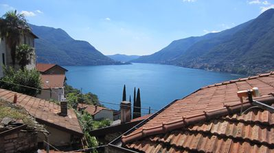 Photo for Holiday Home Como Lake-Casa Sibiel-Typical Italian house