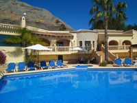 Fantastic villa. Everything provided for a family holiday