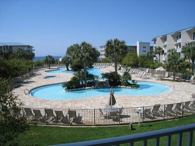 Photo for White Pristine Beaches are Waiting For You!  Oceanside Complex!
