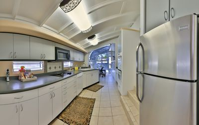 Kitchen - Pano