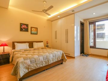 Sarvada - 3Bedroom Apt in South Delhi