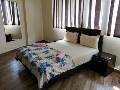 Photo for Beautifully Designed 1BHK Apartment in Candolim.