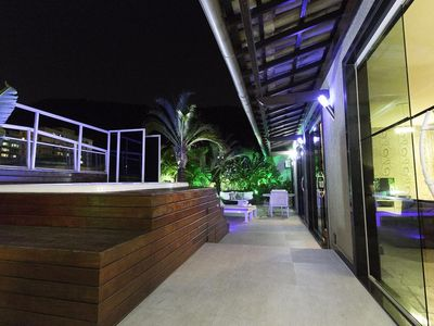 Photo for Coverage with Jacuzzi in Copacabana for up to 12 people # 508