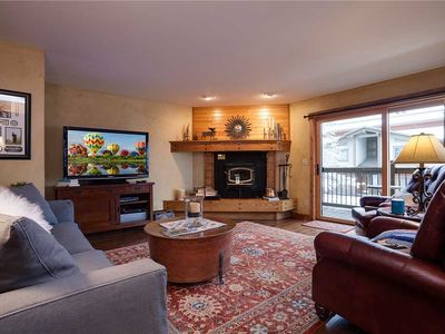 Photo for RA403 by Mountain Resorts*Minutes away from Summer Activities ~ Pool/Hot Tub Onsite Nicely Remodeled
