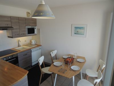 Photo for Nice apartment on Dahouet harbour