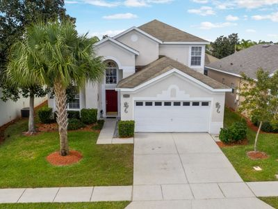 Photo for Enjoy Orlando With Us - Windsor Palms Resort - Welcome To Cozy 6 Beds 4 Baths Villa - 3 Miles To Disney