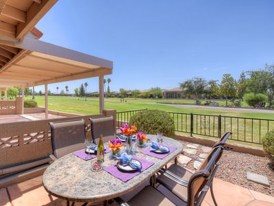 Photo for Newly Remodeled 2 BR, 2 Bath Condo w/Painted Mt Golf Course Views in NE Mesa