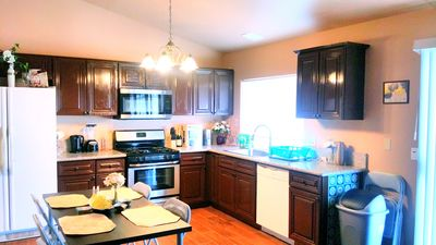 Photo for 5 min to Strp:Comfy, Cozy, Clean 4bd/2ba House