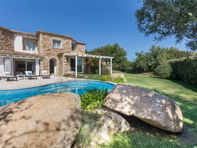 Photo for Villa Ginestra - Luxury Villa with pool 500 meters from the sea