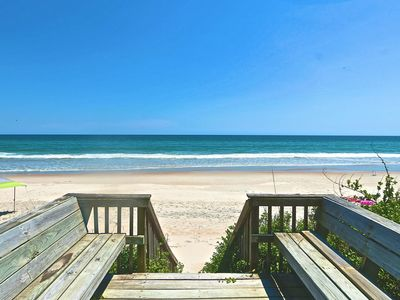 Photo for LUXURIOUS OCEANFRONT- 5 BDRMS, 4 Bdrms ON OCEAN!  REMODELED!