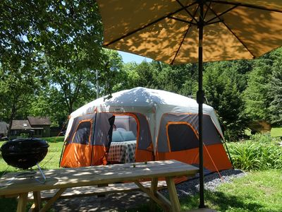 Photo for The Core tent at Copperhead Retreat