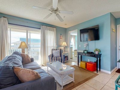 Photo for NEW LISTING! Beautifully decorated home with shared pool and beach access