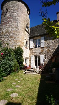 Photo for Charming Romantic Petite Chateau - all inclusive - in Turenne Centre