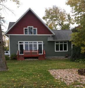 Photo for Family friendly home on North Long Lake! Great for fishing, boating & relaxing!
