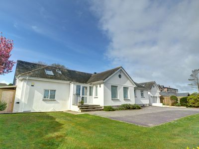 Photo for Luxurious,detached holiday home with three bathrooms and parking