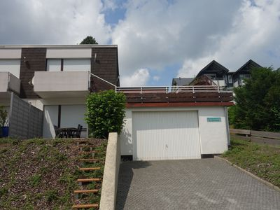 Photo for Beautiful apartment in Willingen in the Sauerland with two terraces