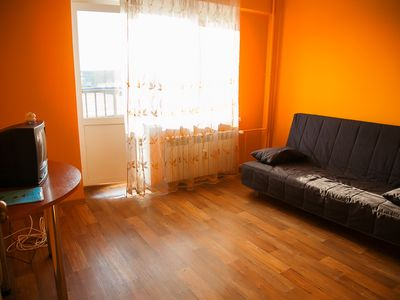 Photo for Apartments for 1-3 guests.WiFi.Cable TV.