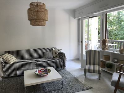 Photo for Quiet family apartment in the center of Hossegor