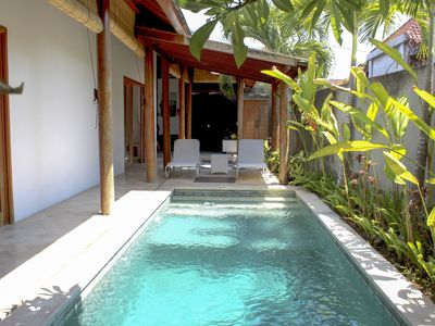 Photo for Private Villa With 2 bedrooms, 1 pool, Kitchen, Living room