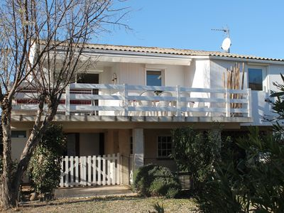 Photo for Chalet - 3 Bedrooms - 110 m² - 200 m from the beach