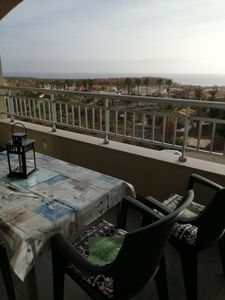Photo for PROMO OCTOBER - 20%, SEA VIEW, TERRACE (20M2), PRIVATE GARAGE, WIFI