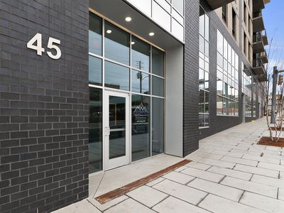Photo for Downtown New Luxury Condo in Heart of Asheville #405