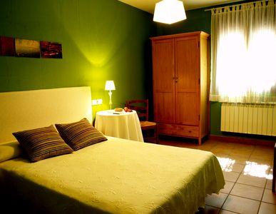 Photo for CHARMING ROOM IN HOSPEDERIA RURAL NATURAL PARK