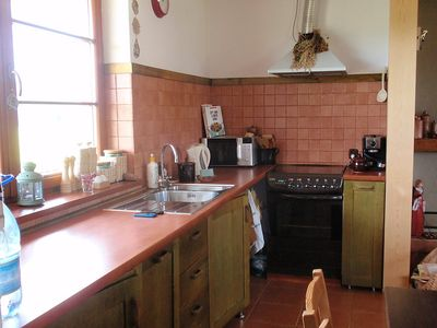 Photo for House in Lisewiec with Parking, Internet, Washing machine, Garden (123719)