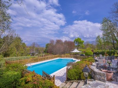 Photo for Villa Collina: Stunning 5 bedroom villa with pool