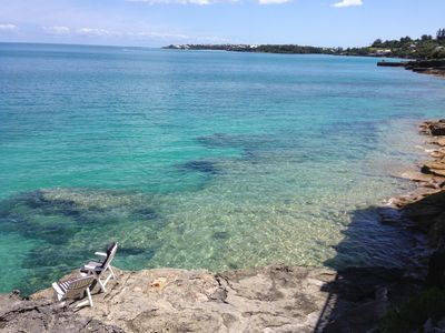 Photo for Beautiful Water Front Property - Snorkel, Fish, or RELAX in the BEST LOCATION!