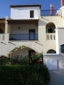 Photo for Immaculate Townhouse with Garden, Views Over The River Guadiana And Portugal