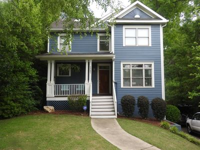 Photo for Candler Park 3 Bedroom Home Family Friendly Close To Restaurants, Bars And Parks