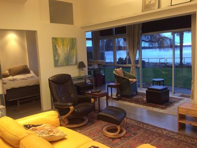 Photo for Waterfront pied-a-terre in Dundarave