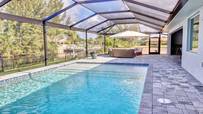 Photo for SWFL Rentals - Villa Lesley - Modern villa with 3 BR & beautiful lanai with heated pool