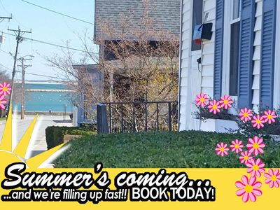 Photo for Summer Fun on the Waterfront & Downtown - just steps away from both!
