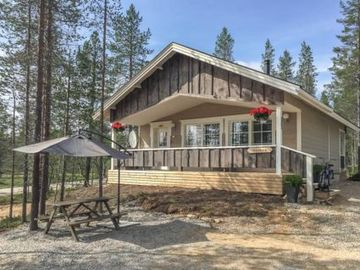 Vacation home Haukka  in Inari, Lappi - 5 persons, 2 bedrooms