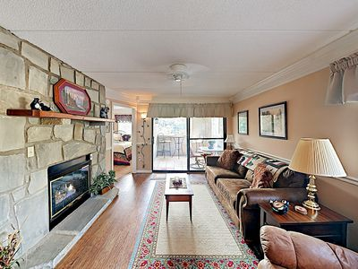 Photo for New Listing! Central Locale: Pool, Hot Tub, Walk to Downtown, Near Dollywood