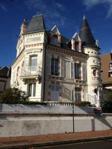 Photo for 3BR Apartment Vacation Rental in Cabourg, Normandie
