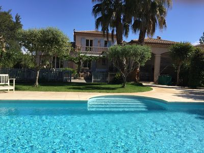 Photo for Traditional Villa close to beaches in quiet  residential area