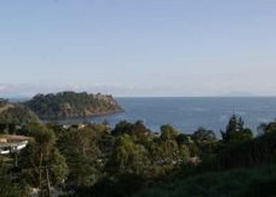 View from Deck Waiheke holiday house
