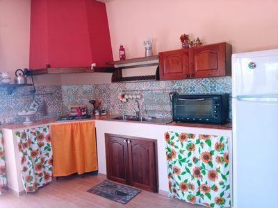 Photo for Villa with garden, a few kilometers from Etna, from Catania, from Taormina.