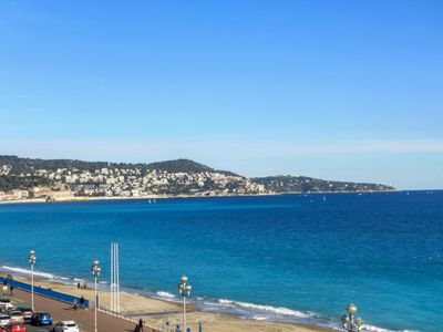 Photo for Apartment La Floride Promenade des Anglais in Nice - 4 persons, 1 bedrooms