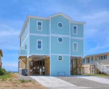 Photo for BRAND NEW 7 BR/5.5 BA Oceanfront Home with ELEVATED PRIVATE POOL-Sleeps 17