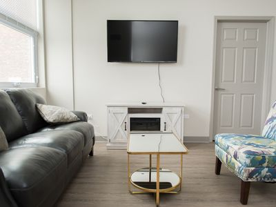 Photo for AK Lofts 2 Bed/ 2 Ba Mccormick place / Wintrust Arena rooftop beauty #2