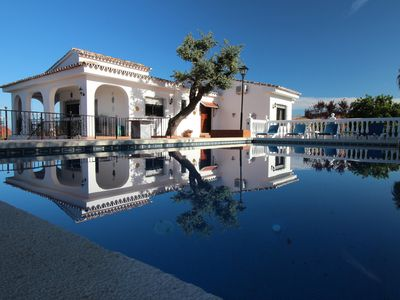 Photo for Large Private Villa In Alhaurin El Grande with Private Pool & Games Room