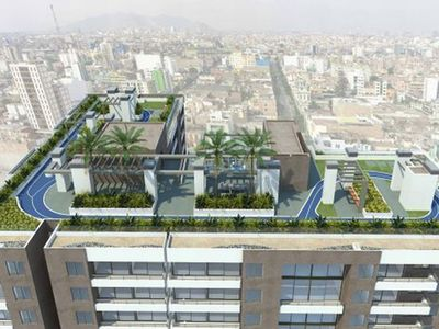 Photo for AMAZING Lima View Apartment POOL GYM PARK - LINCE