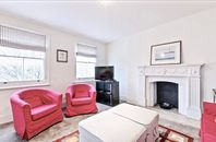 Superbly located flat